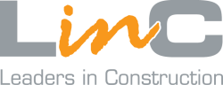 leaders in construction logo
