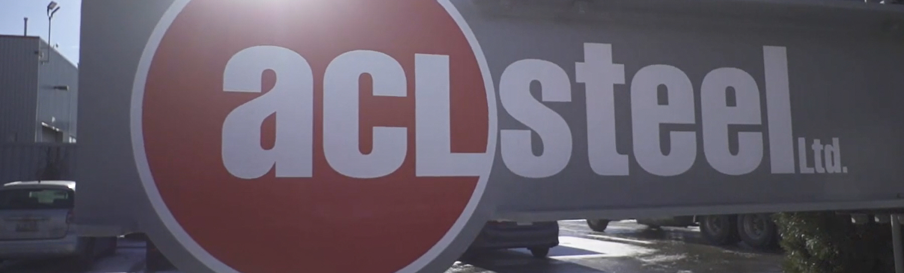 acl steel sign